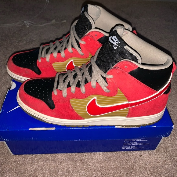 Nike Shoes   Nike Sb Dunk High Tecate